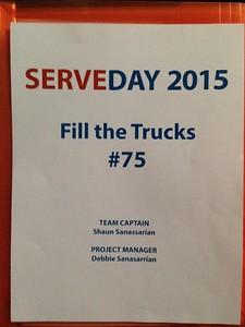 Fill the Trucks