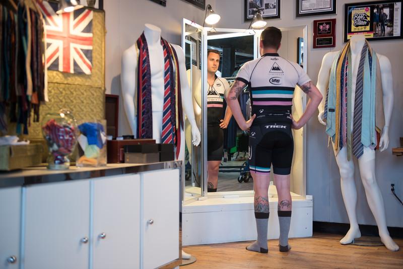 Gentlemen Cyclists