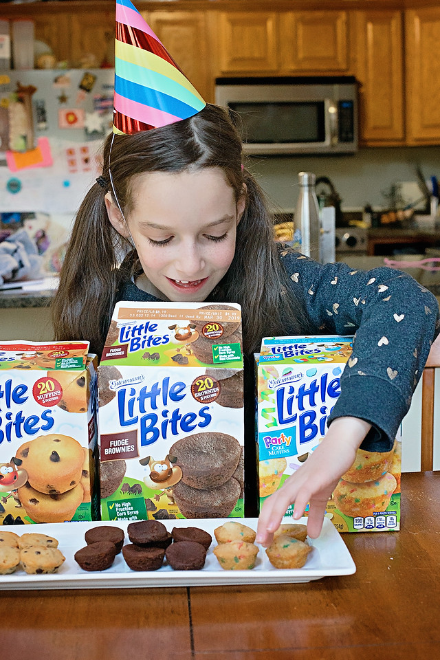 Entenmann's® Little Bites® is celebrating its 20th birthday bash with a sweepstakes. You can join in on the fun! #sponsored #LoveLittleBites #HBDLittleBites