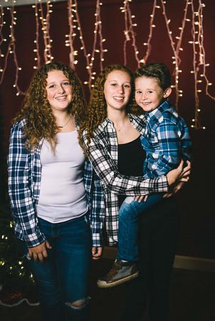 Xmas mini Garcia Family