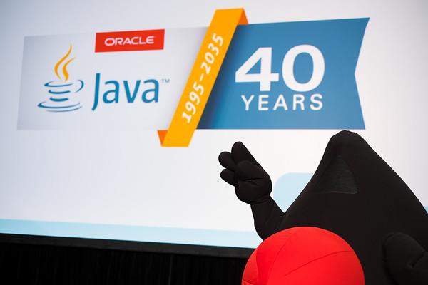 Community Keynote JavaOne 2015