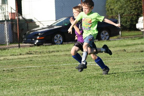 Riverside Soccer Practice - 5/8/07