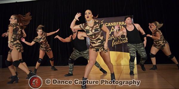 Reggaeton SWAT Team- LDA
