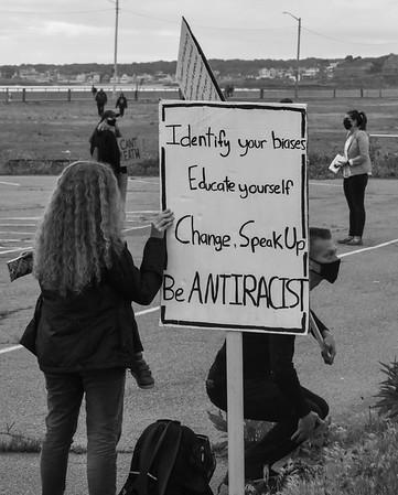 Black Lives Matter Protest Hull 2020