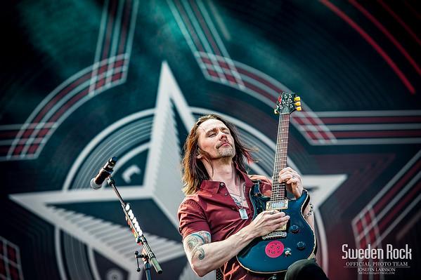 Alter Bridge - Sweden Rock 2017