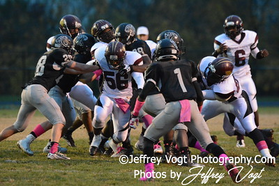 10-10-2014 Northwest HS vs Paint Branch HS Varsity Football, Photos by Jeffrey Vogt Photography