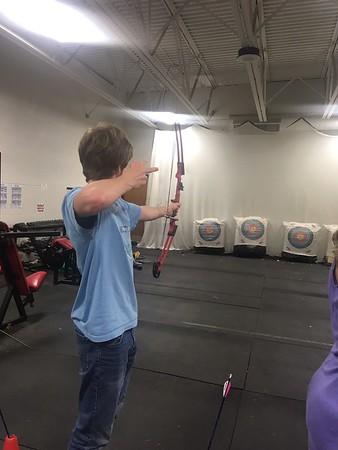 Gym Class - Archery