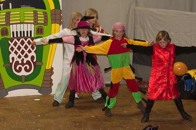 Kindercarnaval 2009 - Playback