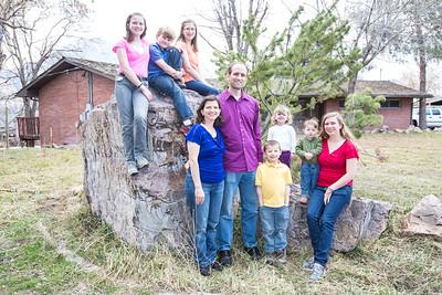 Rhoton Family 2015