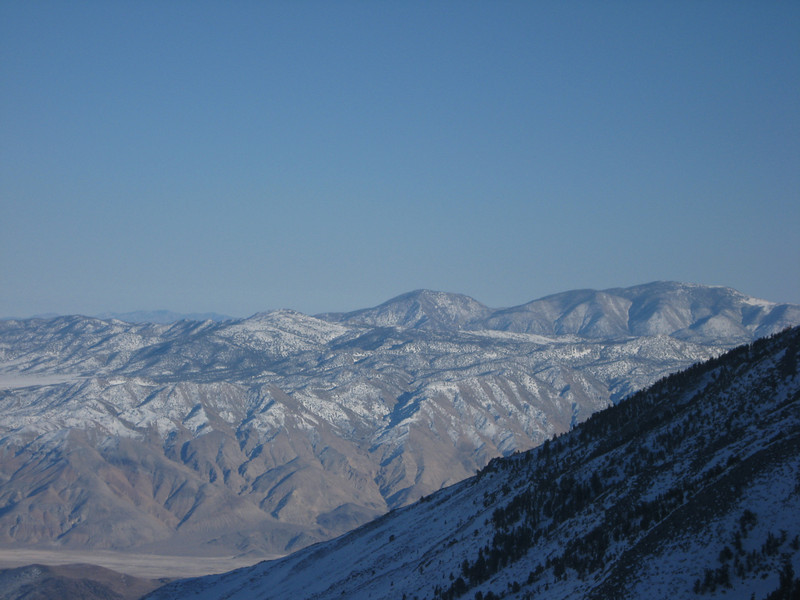 Waucoba and Squaw - in the Inyos