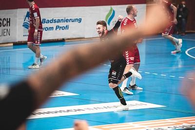 Brucker Panther | vs. VfL Lübeck-Schwartau 34:35 | 2. Handball Bundesliga