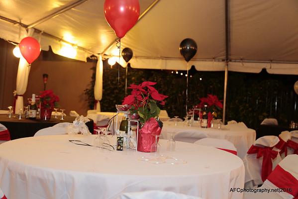 Christmas diner ASH
