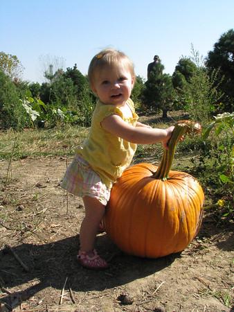 2011 Trip to Pumpkin Patch