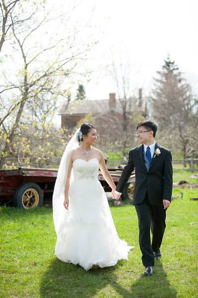 Keren and Mat's Wedding