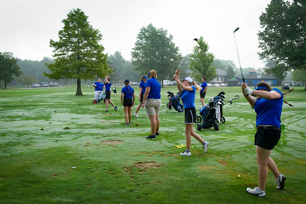 DHS Girls Golf 08-18-2016