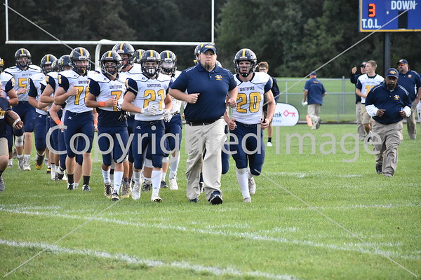 Whiteford at Madison Football 2018