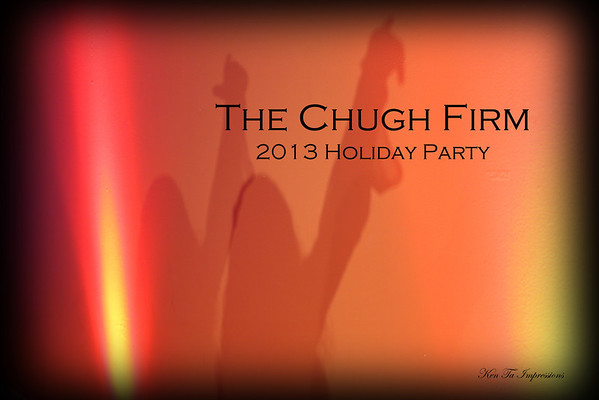 The Chugh Firm's 2013 Holiday Party