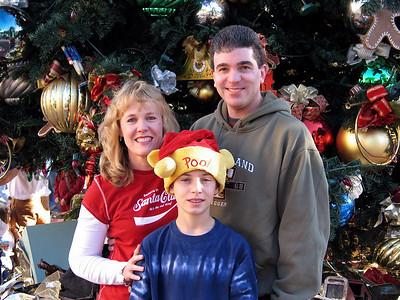 2006 - Disneyland in December