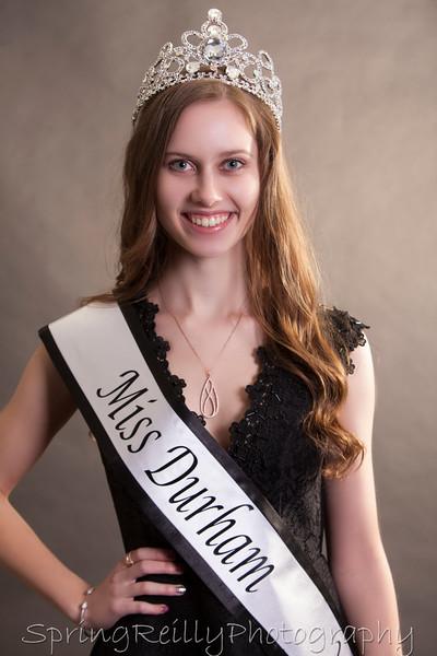 Miss Durham Region-World 2018