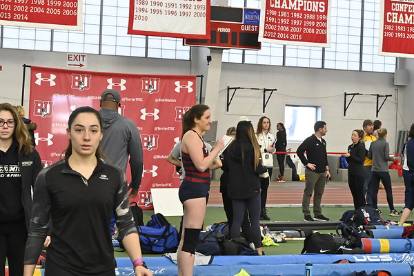 UPENN  WOMEN'S POLE VAULTING   2.14.2020  AT BU  HUGE MEET