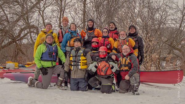 New Year's Day Paddle 2020
