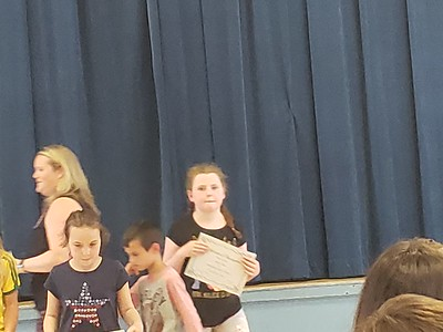 Juliette 3 grade