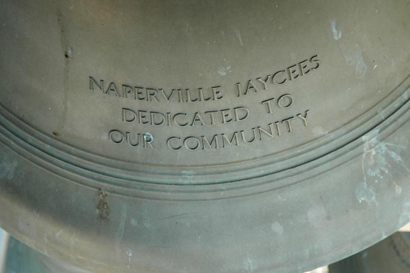 Jaycee bell in tower.jpg