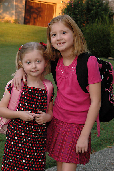 8/13/08 First Day of School 2008