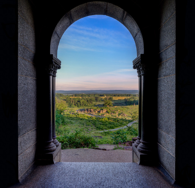Window to Gettysburgh