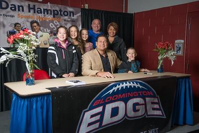 Dan Hampton Fan photos