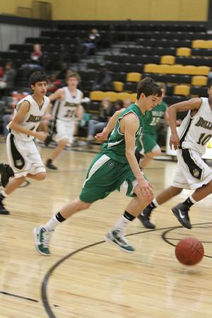 02/11/2011 JV Green Boys vs Brady
