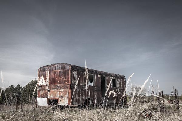 Chernobyl Exclusion Zone pt. I
