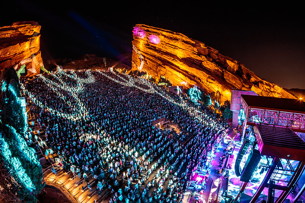 STS9 Red Rocks 2016