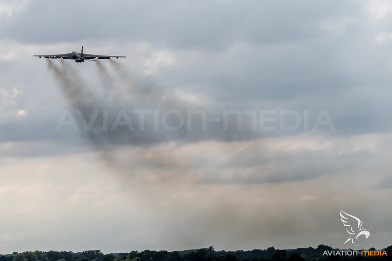USAF / Boeing B-52H Stratofortress / 60-0048