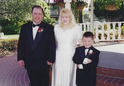 Bob & Trish's Wedding (Inc. Cal Trip)