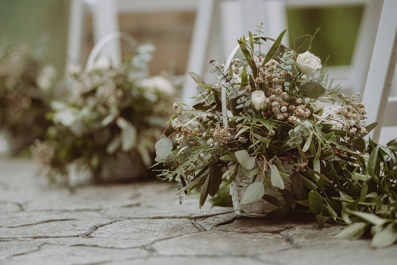 White Hollow Acres Summer Rustic Boho Barn Wedding Upstate New York 014.jpg