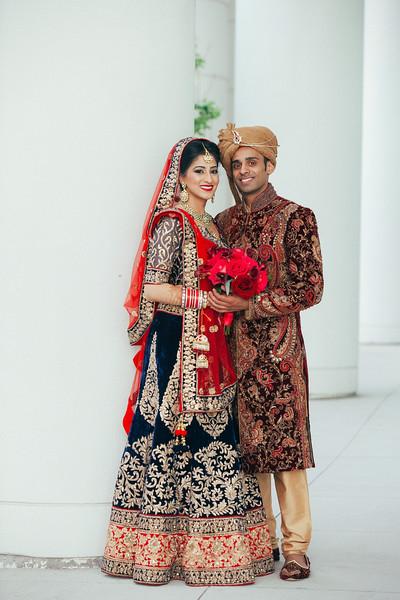 Le Cape Weddings - Indian Wedding - Day 4 - Megan and Karthik Formals 50.jpg