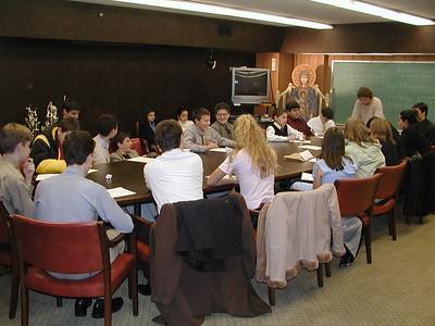 GOYA Meeting - November 16, 2002