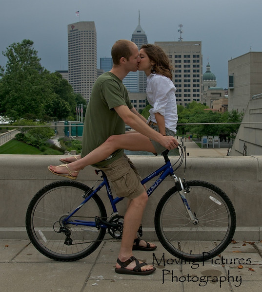 Erin & Matthew engagement session
