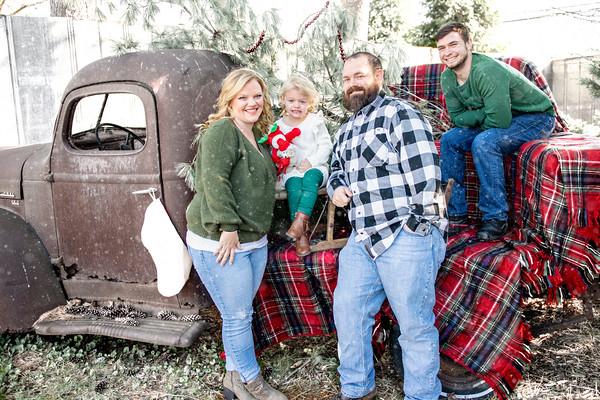 Christmas 2020 family