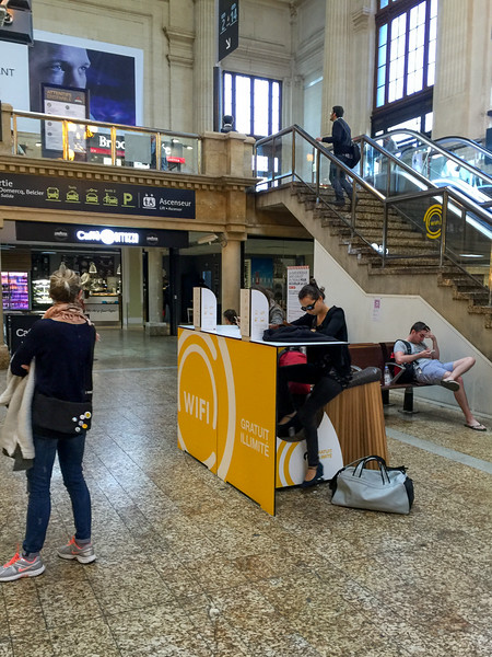 Gare De Bordeaux St Jean
