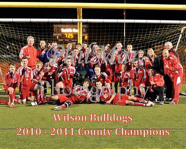 Wilson VS Tulpehocken Boys Soccer Championship