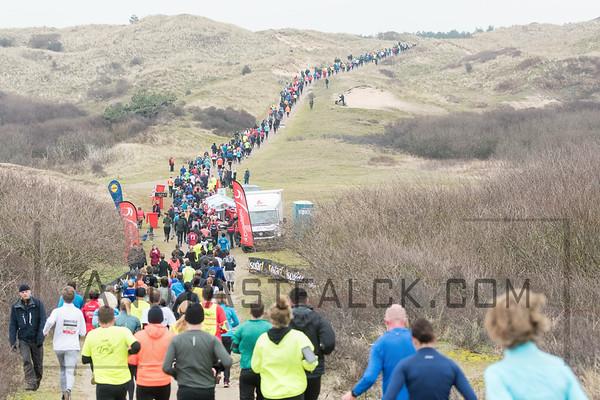 2018 January 14 - Egmond Half Marathon