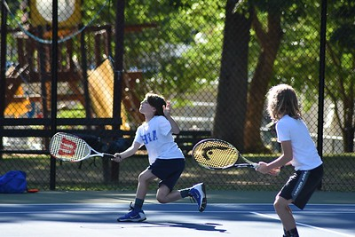 170628 Tennis vs. Arlington Forest