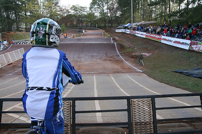 2011 Dixieland Nationals, Wild Horse Creek Park BMX, Powder Springs, Georgia