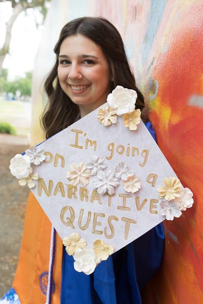 Hannah - graduation