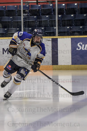 Miners Vs French River Rapids, Mar 06, 2019.