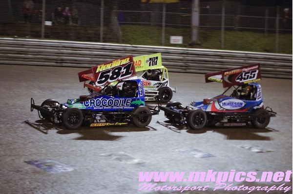 BriSCA F2 Stockcars, Birmingham 4 March 2017