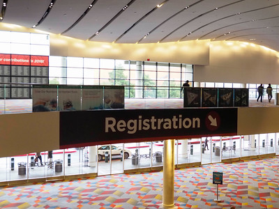 Registration - Exhibitor with and without people - E57