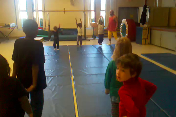 Gymnastics Videos Week 1